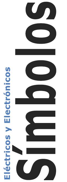 s u00edmbolos el u00e9ctricos    s u00edmbolos electr u00f3nicos